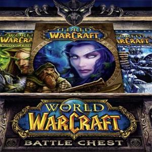 World of Warcraft Battle Chest + Cataclysm 30 days