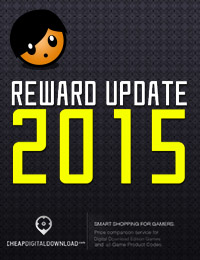 CheapDigitalDownload Rewards | Updates – 2015 January