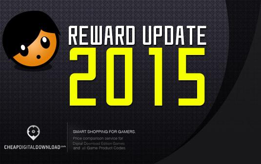CheapDigitalDownload Rewards