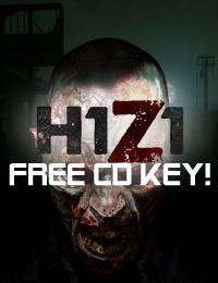 Giveaway | H1Z1 Free CD Key