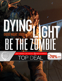 Top Deal | Dying Light: Be the Zombie