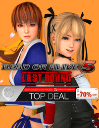 TOP DEAL | Dead or Alive 5 Last Round