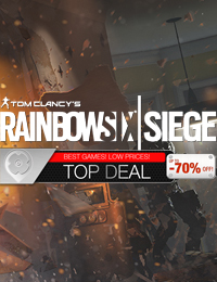 Top Deal | Rainbow Six Siege