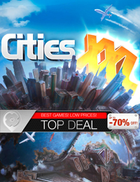 Top Deal | Cities XXL