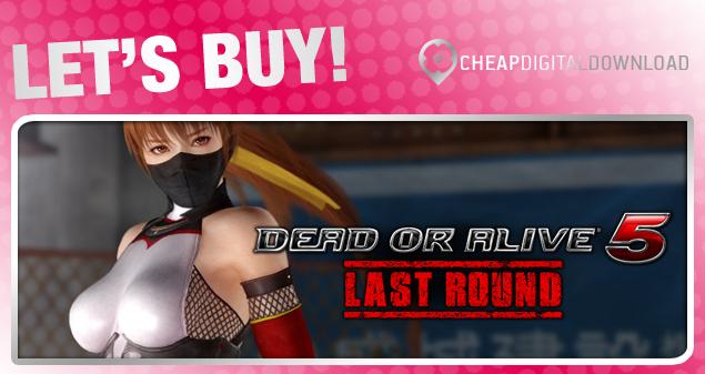 Dead or Alive 5: Last Round 0217-04