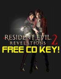 Giveaway | Resident Evil Revelations 2 Free CD Key