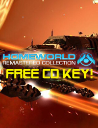 Giveaway | Homeworld Remastered Collection Free CD Key