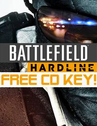 Giveaway | Battlefield Hardline Free CD Key