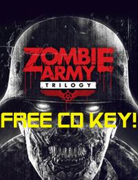 Giveaway | Zombie Army Trilogy Free CD Key