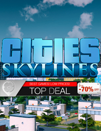 Top Deal | Cities: Skylines