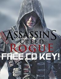 Giveaway | Assassin's Creed Rogue Free CD Key