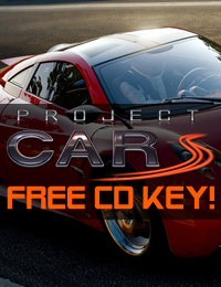 Giveaway | Project Cars Free CD Key