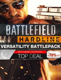 Top Deal | Battlefield Hardline Versatility Battlepack