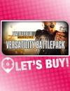 Let's Buy!   Battlefield Hardline Versatility Battlepack