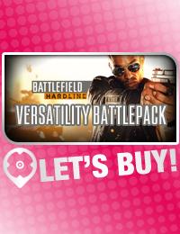 Let's Buy! | Battlefield Hardline Versatility Battlepack