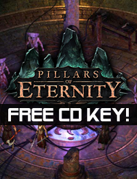 Giveaway |Pillars of Eternity Free CD Key