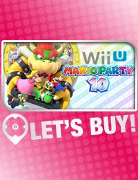Let's Buy! | Mario Party 10 (Nintendo Wii U)