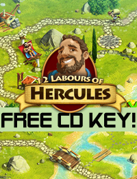 Giveaway |12 Labours of Hercules Free CD Key