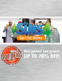 Top Deal | The Sims 4: Get to Work
