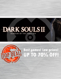 Top Deal | Dark Souls 2: Scholar of the First Sin