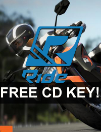 Giveaway | RIDE Free CD Key