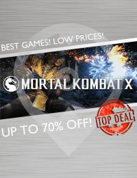 Top Deal   Mortal Kombat X