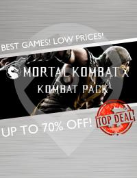 Top Deal   Mortal Kombat X Kombat Pack