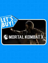 Let's Buy! | Mortal Kombat X
