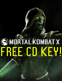 Giveaway | Mortal Kombat X Free CD Key