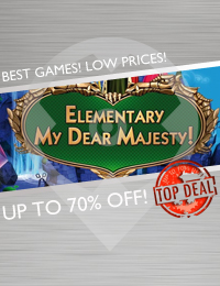 Top Deal | Elementary My Dear Majesty