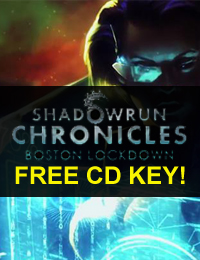 Giveaway | Shadowrun Chronicles Boston Lockdown Free CD Key