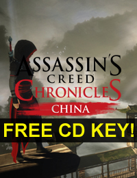 Giveaway | Assassin's Creed Chronicles China Free CD Key
