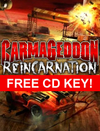 Giveaway | Carmageddon Reincarnation Free CD Key