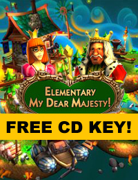 Giveaway | Elementary My Dear Majesty Free CD Key
