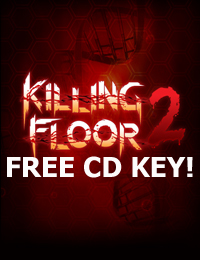 Giveaway | Killing Floor 2 Free CD Key
