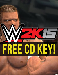 Giveaway | WWE 2K15 Free CD Key