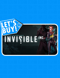 Let's Buy! | Invisible, Inc.