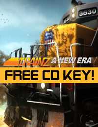 Giveaway | Trainz: A New Era Free CD Key