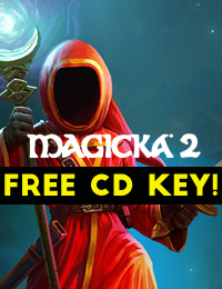 Giveaway | Magicka 2 Free CD Key