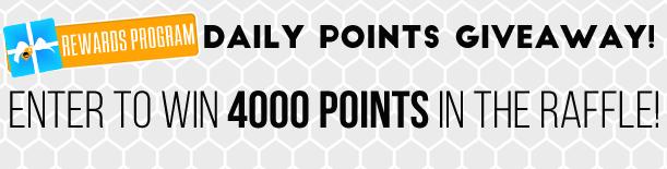 Allkeyshop win 4000 Points 0525-05