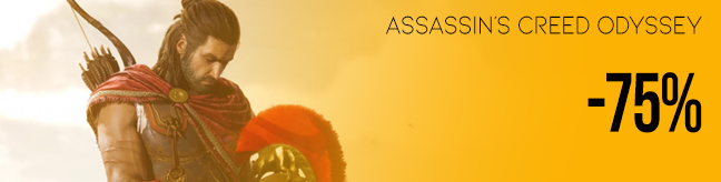 Assassin's Creed Odyssey Best Deal