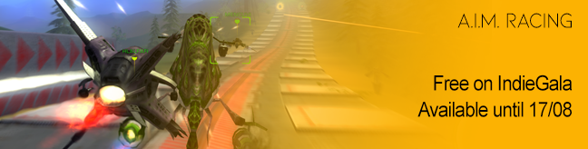 A.I.M. Racing Free Game