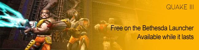 Quake III Arena Free Game