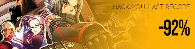 .hack//G.U. Last Recode Best Deals