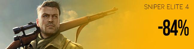 Sniper Elite 4 Best Deals