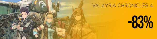 Valkyria Chronicles 4 Best Deals