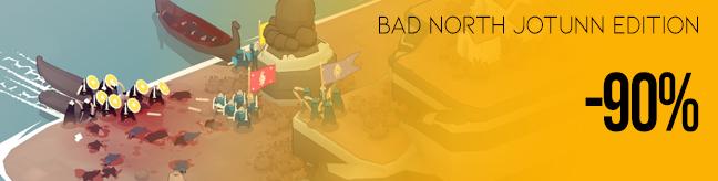 Bad North Jotunn Edition Best Deals