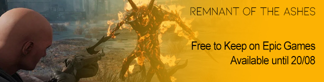 Remnant From the Ashes Free Game
