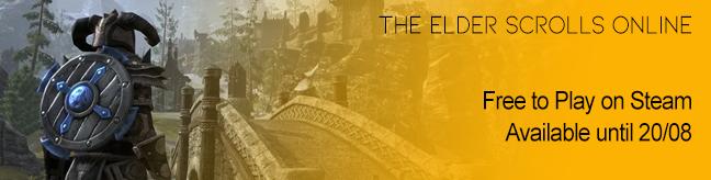 The Elder Scrolls Online Free Game