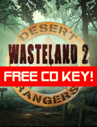 Giveaway | Wasteland 2 Free CD Key